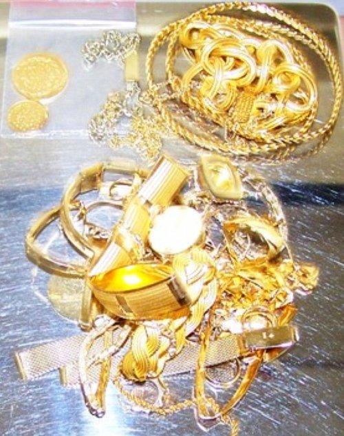 Zlatni nakit