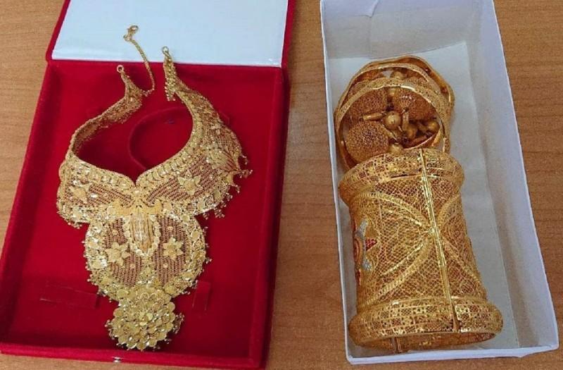 Злато у памперс пеленама - вредност више од 700 хиљада динара