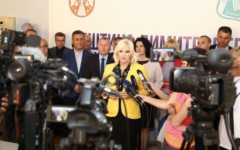Министарка Михајловић са начелницима округа Србије: Заједно смо ефикаснији, настављамо сарадњу и на новом инвестиционом циклусу