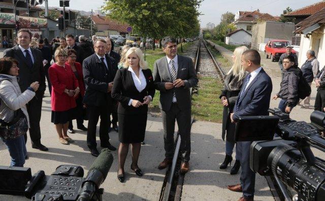 Izmeštanje pruge u Nišu o kojem se priča 30 godina počinje 2018.